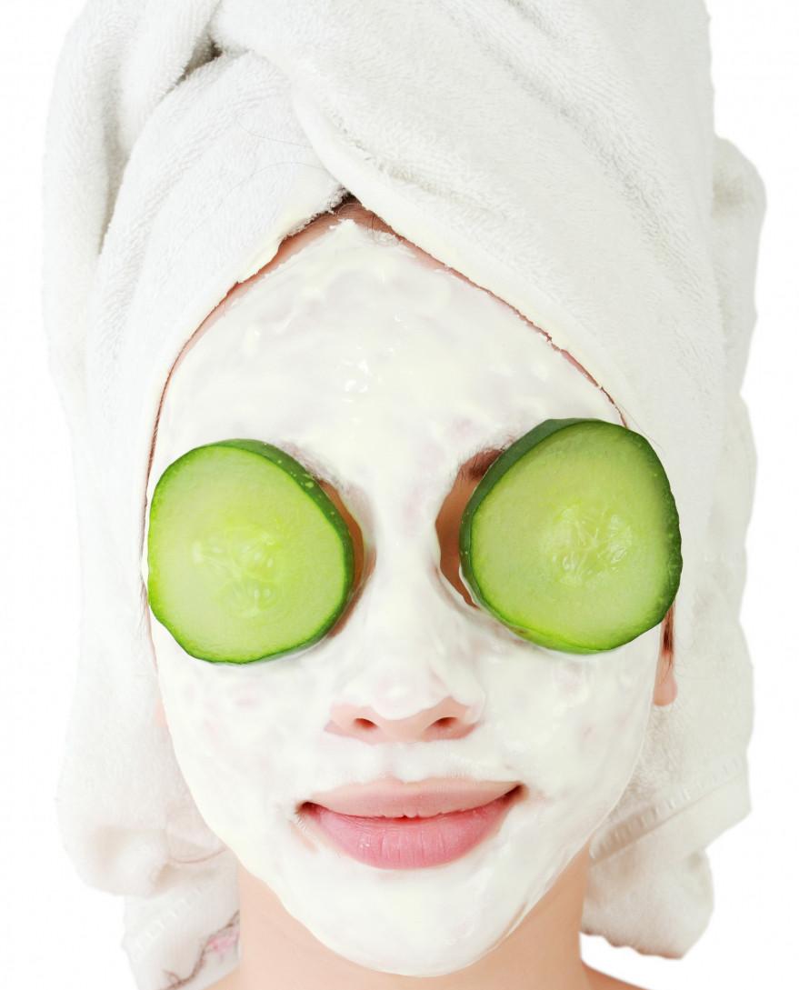 maschera viso fai da te