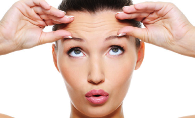 La maschera per problema affronta la pelle da fiocchi di avena